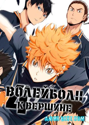 Волейбол!! (4 сезон) / Haikyuu!!: To the Top